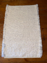 Load image into Gallery viewer, Handwoven White Rug