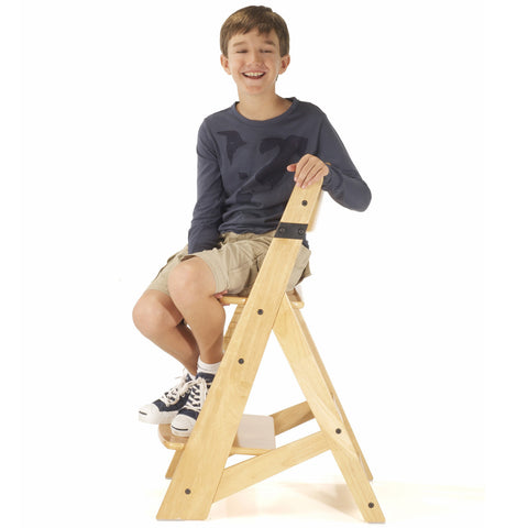 Keekaroo Height Right™ Kids Chair (Natural Color)
