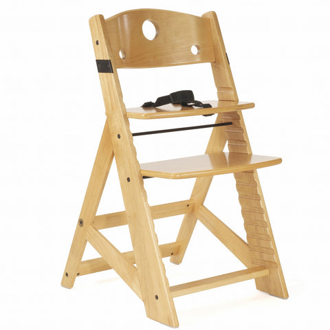 Keekaroo Height Right™ Kids Chair, Natural | 0050002KR-0002