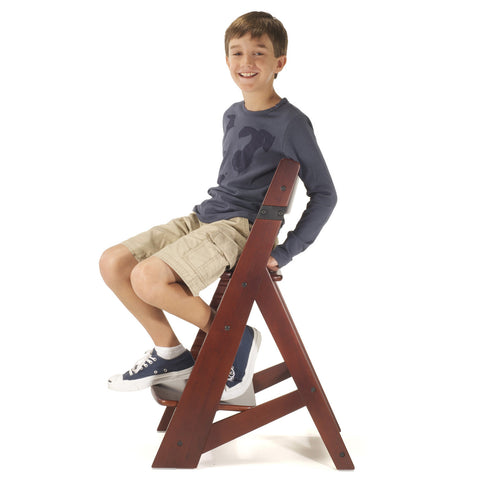 Keekaroo Height Right™ Kids Chair (Mahogany Color)