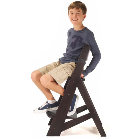 Keekaroo Height Right™ Kids Chair (Espresso Color)