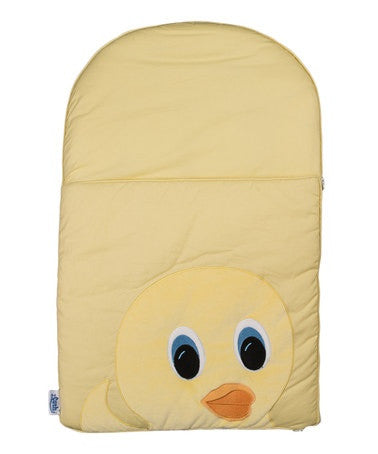 Zcush Cozy Chenille Infant Nap Mat, Dainty Duckling - Baby Strollers Place