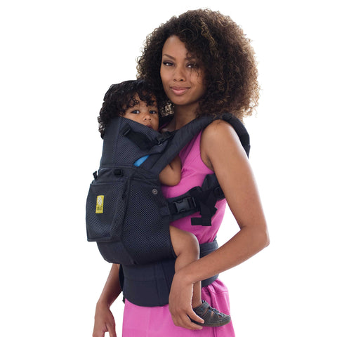LÍLLÉbaby Complete Airflow Baby Carrier, Charcoal - Buy Online