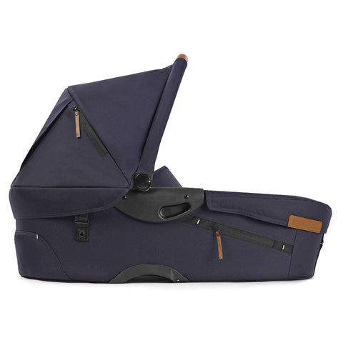 Mutsy Evo Urban Nomad Bassinet, Deep Navy - Baby Strollers Place