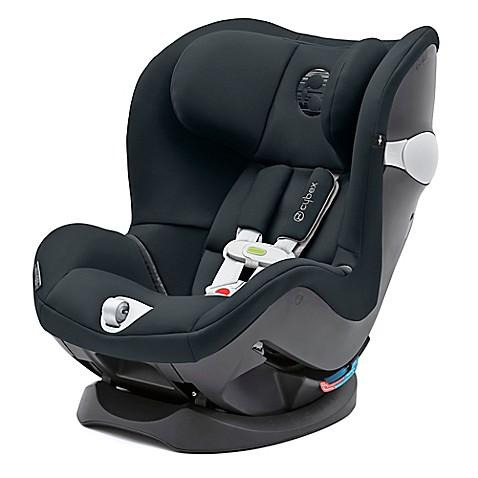 Cybex Sirona M Sensorsafe 2.0 Car Seat, Lavastone Black - Baby Strollers Place