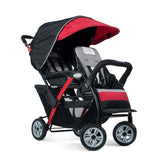 Foundations Duo Sport 2-Passenger Stroller, Red | 4121079