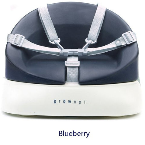 Mutsy Grow Up Booster Seat (Blueberry) - Baby Strollers Place