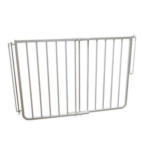 Cardinal Gates Stairway Special Safety Gate (White) (Model SS-30) - Baby Strollers Place