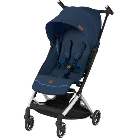 GB Pockit+ All City Compact Stroller, Night Blue