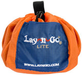 Lay-n-Go® Lite 18-inch Activity Mat & Toy Organizer (Orange Color)
