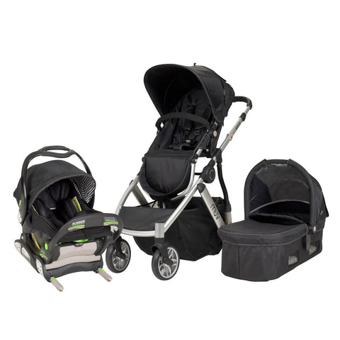 MUV REIS Travel System, Arctic Silver