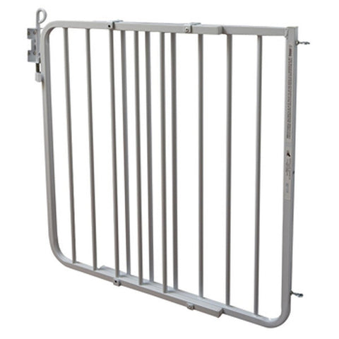 Cardinal Gates Auto-Lock Safety Gate (White) (Model MG-15) - Baby Strollers Place