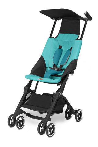 GB Pockit Stroller, Capri Blue | 616230017
