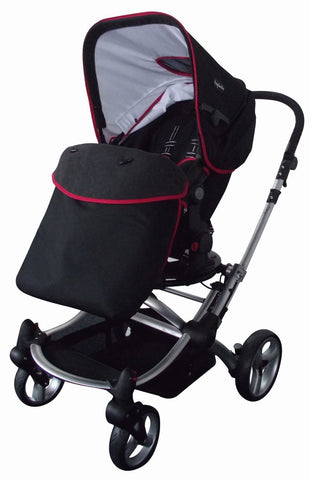 Englacha My Englacha Easy 3-in-1 Stroller (Black) | 01012011-3