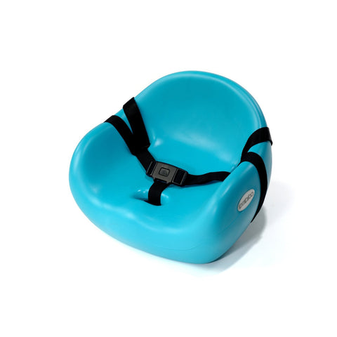 Keekaroo Café Booster Seat (Aqua Color) - Baby Strollers Place
