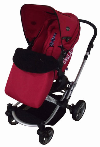 Englacha My Englacha Easy Stroller (Red Color) | 01012011-4