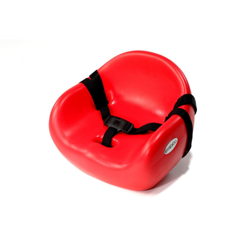 Keekaroo Café Booster Seat (Cherry Color) | 0120001KR-0001