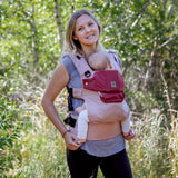 LÍLLÉbaby Pursuit Sport Baby Carrier, Fire - Baby Strollers Place