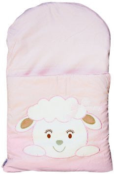 zCush Cotton Candy Character Infant Nap Mat | BNMCTPNEM