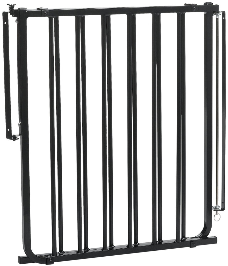 Charmant Cardinal Gates Stairway Special Safety Gate (Black) (Model SS 30)