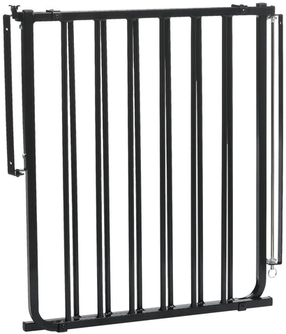 Cardinal Gates Stairway Special Safety Gate (Black) (Model SS-30) - Baby Strollers Place