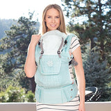 Buy LÍLLÉbaby Complete Embossed LUXE Baby Carrier, I Love You to Piece