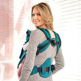 LÍLLÉbaby Complete Embossed Baby Carrier, Emerald - Buy Online
