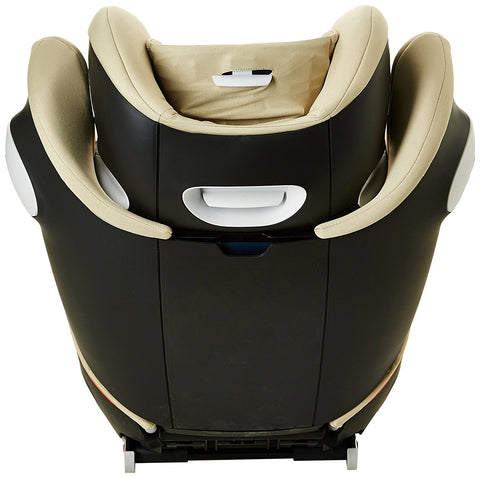 Cybex Solution M Fix Booster Car Seat Autumn Gold