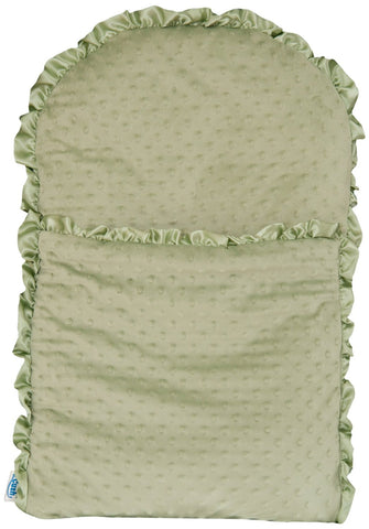 Zcush Cozy Chenille Infant Nap Mat, Firry Forest - Baby Strollers Place