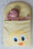 zCush Cotton Dainty Duckling Character Infant Nap Mat