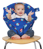 Totseat® Portable Child Seat (Night Owl)