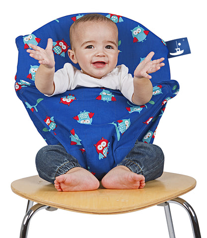 Totseat® Portable Child Seat (Night Owl) - Baby Strollers Place