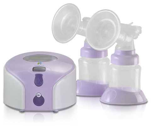 Rumble Tuff Serene Express Electric Double Breast Pump - Baby Strollers Place