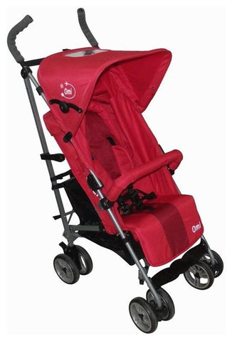 Englacha Omi Stroller (Red Color) | 01012011-2