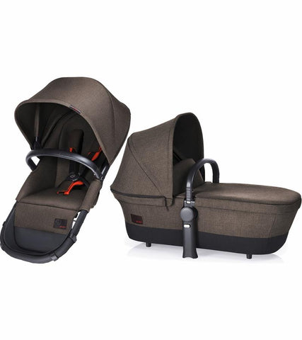 Cybex Priam 2 in 1 Light Seat, Desert Khaki - Baby Strollers Place