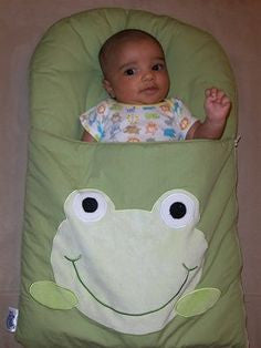 5031b922dde6 Buy zCush Infant Nap Mat (Googly Green) Online Now – Baby Strollers ...
