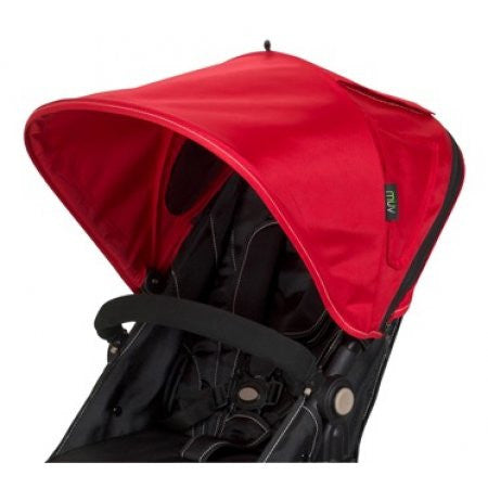 MUV KOEPEL Stroller Canopy (Cabernet)