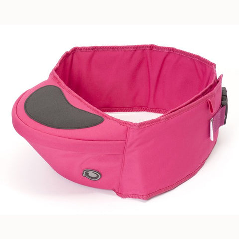 Hippychick Infant Hipseat, Pink - Buy Online