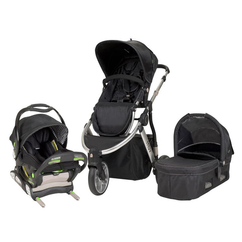 Buy MUV GAAN Travel System, Arctic Silver