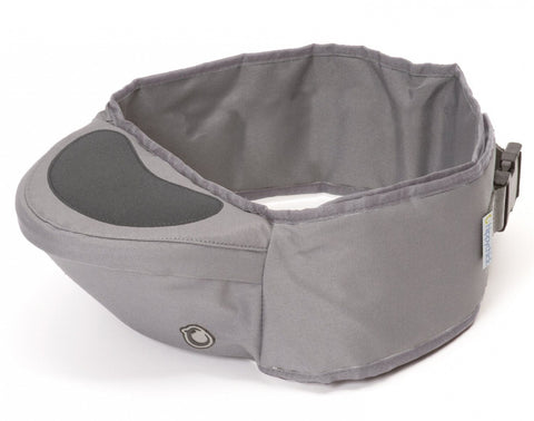 Hippychick Infant Hipseat, Grey - Buy Online