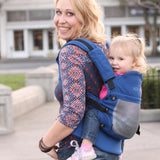 Moby Aria Baby Carrier (Black) | MA-Blk