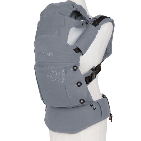 Moby Aria Baby Carrier (Gray) | MA-Gry