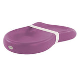 Keekaroo Peanut Diaper Changer Pad (Raspberry Color) - Baby Strollers Place