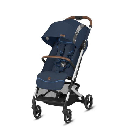 GB Qbit+ All-City Stroller - Night Blue
