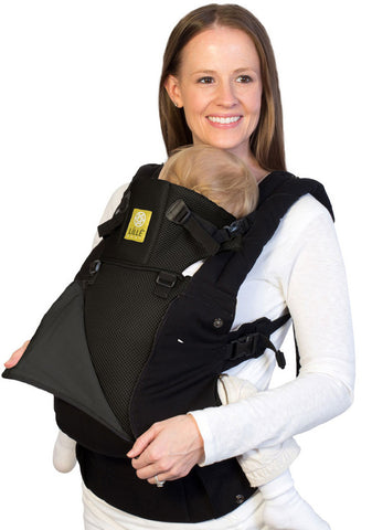 Líllébaby COMPLETE All Seasons Baby Carrier, Black - Buy Online