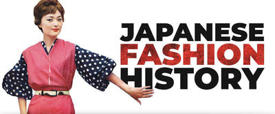 The Japanese Fashion History