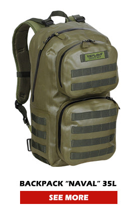 Small Waterproof Army Backpack