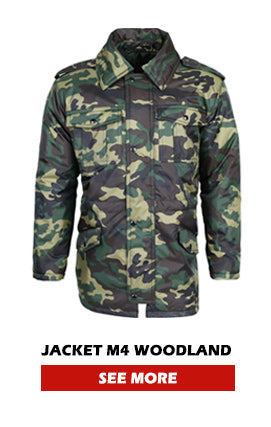 Russian Military Jacket Winter