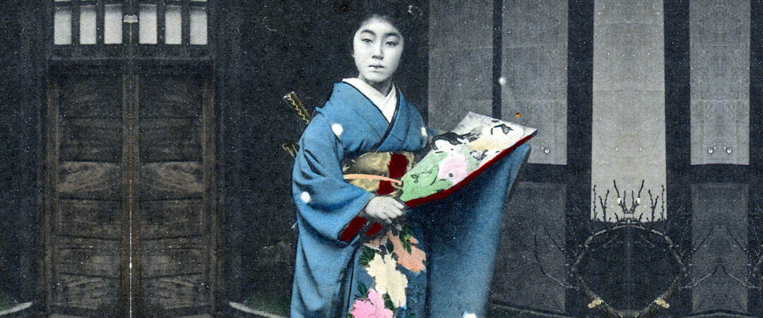 Early 20th Century Japanese Fashion