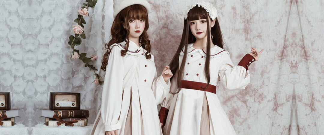 Japanese Hime Lolita Clothing Style
